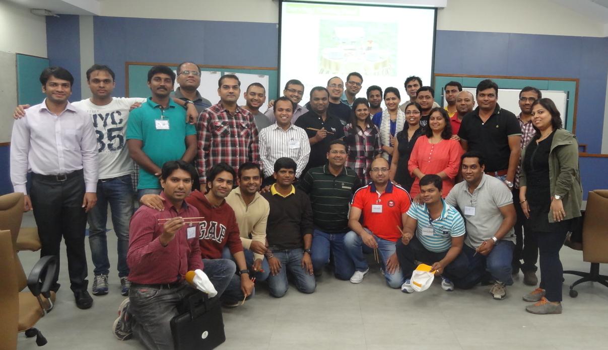 Harmony Consultants | Pallavi Patgaonkar | Brand 'U' program at L&T Infotech
