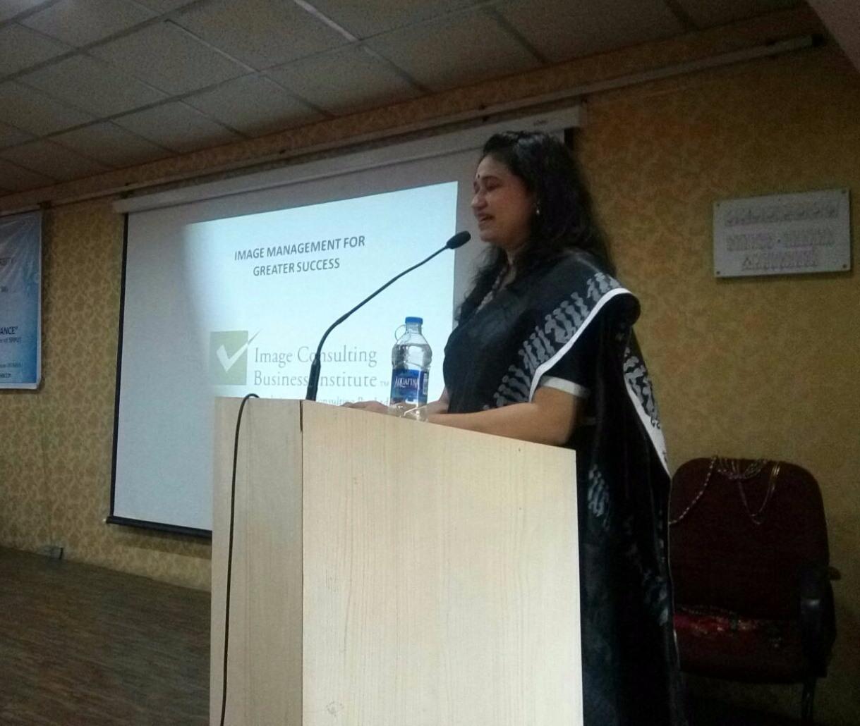 Harmony Consultants | Pallavi Patgaonkar | A workshop at Pune University